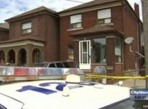 Ngoi nhà xảy ra vụ án