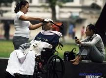 Lao động ở Đài Loan sẽ được trả phí an toàn lao động