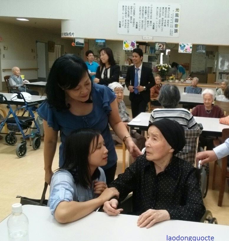 Thông báo tuyển chọn ứng viên điều dưỡng, hộ lý sang làm việc tại Nhật Bản