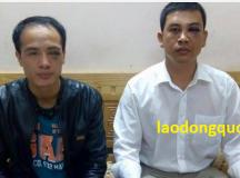 Đại biểu Quốc hội gặp tướng Chung vụ 2 luật sư bị đánh
