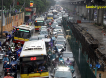 Hà Nội: Hơn 2.000 tỷ đồng để giảm ùn tắc, tai nạn giao thông