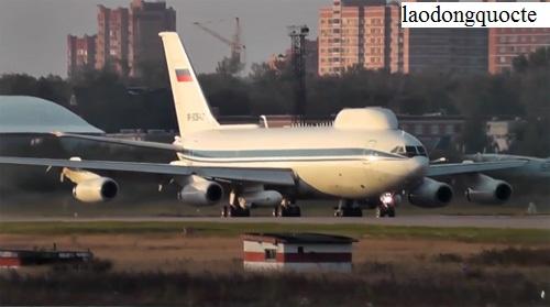 Ilyushin I1-80 aircraft