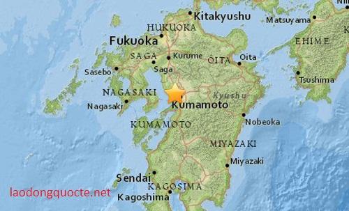 động-đất-Nhật-Bản