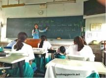 Một trường tiểu học ở Đài Loan bắt đầu dạy tiếng Việt