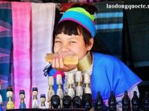 Những phụ nữ 'hươu cao cổ' ở Myanmar