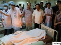 Bệnh nhân chạy thận nhân tạo bị tử vong ở Hòa Bình đã lên tới 9 người