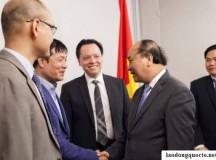 Thủ tướng: Mong nhiều hơn nữa sự đóng góp của trí thức gốc Việt