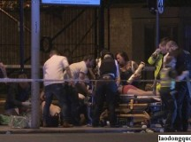 Chưa có thông tin người Việt Nam thương vong trong các vụ tấn công tại Anh