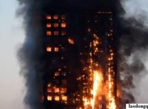 Tình hình người Việt trong vụ cháy khủng khiếp chưa từng có ở London