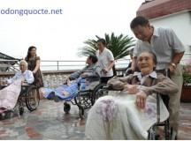 Cần tuyển gấp đơn hàng hộ lý làm việc tại Đài bắc Đài Loan