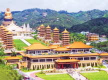 Phật Quang Sơn- Kinh đô Phật giáo xứ Đài