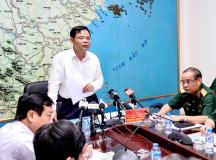 Bão số 11 được dự báo đổ bộ vào Thanh Hóa – Quảng Trị