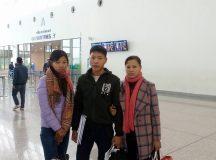 Tiễn bạn Phan Huy Thịnh – Nhà máy Dụ Thịnh (Bay ngày 13/12)