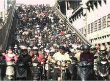 Mật độ xe máy ở Đài Loan cao, sao vẫn không bị tắc đường như Việt Nam