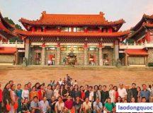 Đoàn khách Việt du lịch Đài Loan gặp tai nạn đã về an toàn