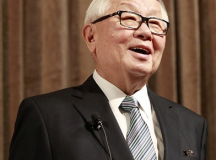 Tỷ phú Đài Loan Morris Chang chia sẻ đường đến thành công