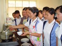 Thu nhập của lao động giúp việc tại Đài Loan