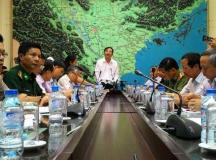 Bão số 12-Damrey tiến gần bờ, Nam Trung Bộ sơ tán khẩn cấp 400.000 dân