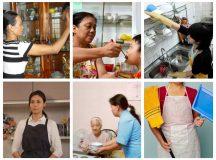 Không thu phí quá 30 triệu đồng với lao động giúp việc ở Đài Loan