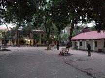 NÓNG: Sập lan can trường Tiểu học Văn Môn, Bắc Ninh, hơn 10 trẻ nhập viện