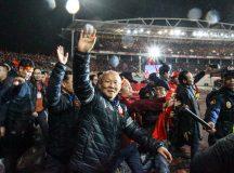 Nhìn lại những hình ảnh ấn tượng trong đêm vinh danh đội tuyển U23 Việt Nam