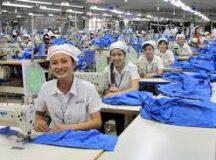 Tuyển Đơn hàng nữ dệt may Quần Kiệt (Thụ Lâm – Tân Bắc)