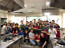 Du học Đài Loan – các học viên đang học tập tại trường Đại học Đông Nam