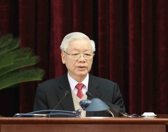 Khai mạc Hội nghị lần thứ 15 Ban Chấp hành Trung ương Đảng